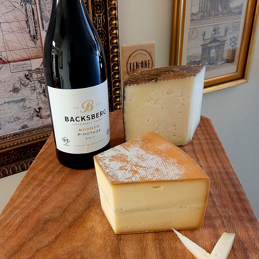 Saturday Wine and Cheese Delivery! 7/18