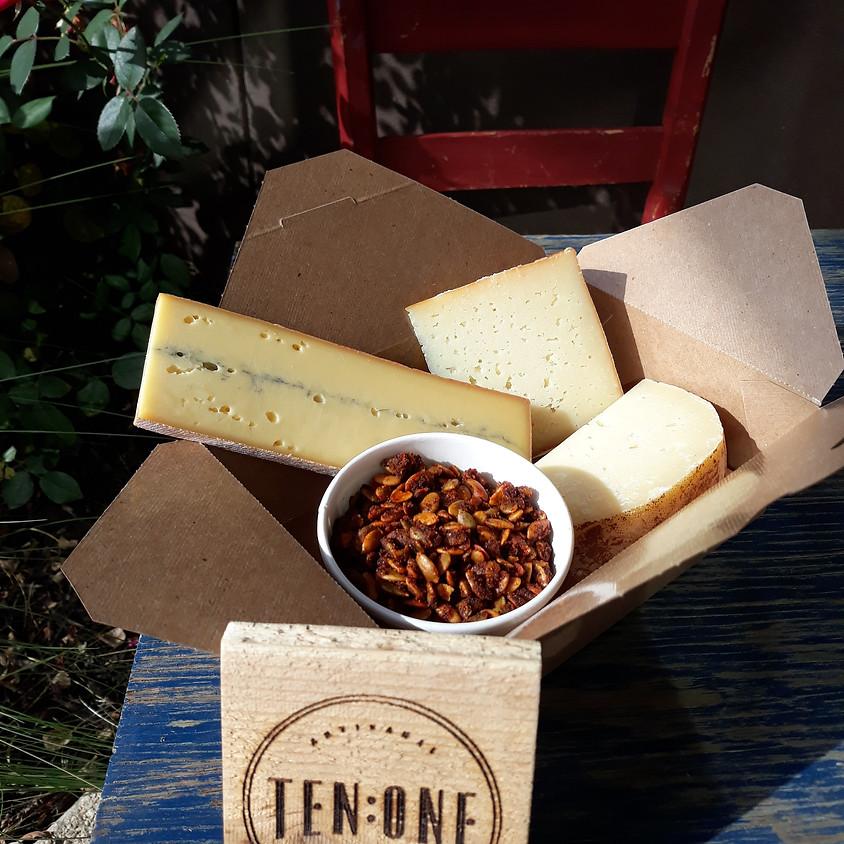 Thanksgiving Cheese Box!!!
