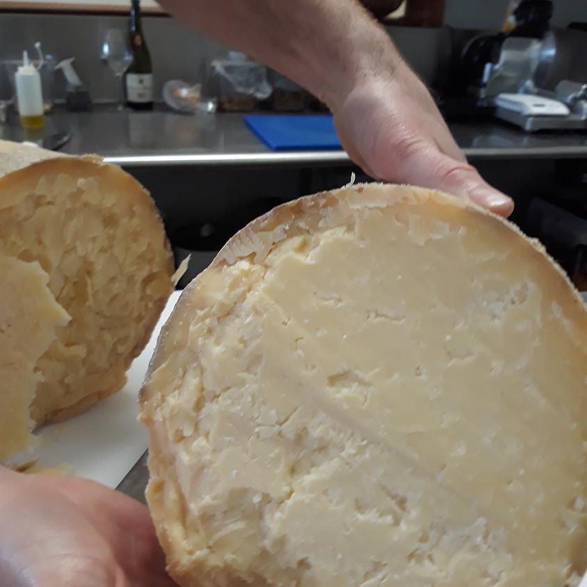 Cheese Class 3/30