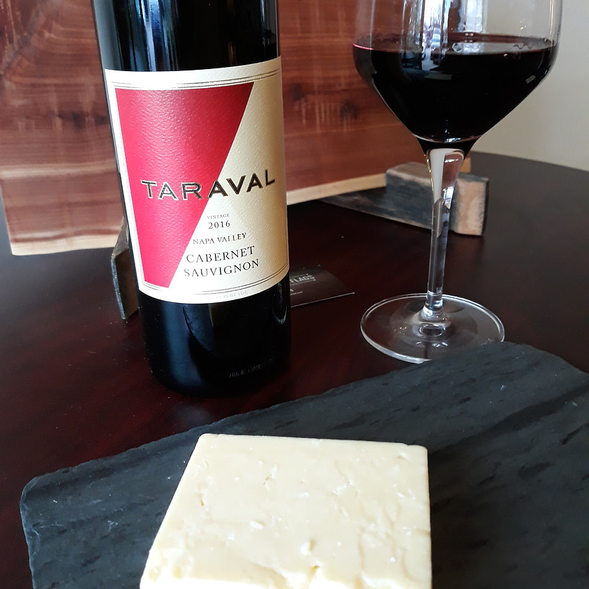 Friday Wine and Cheese Delivery 2/5