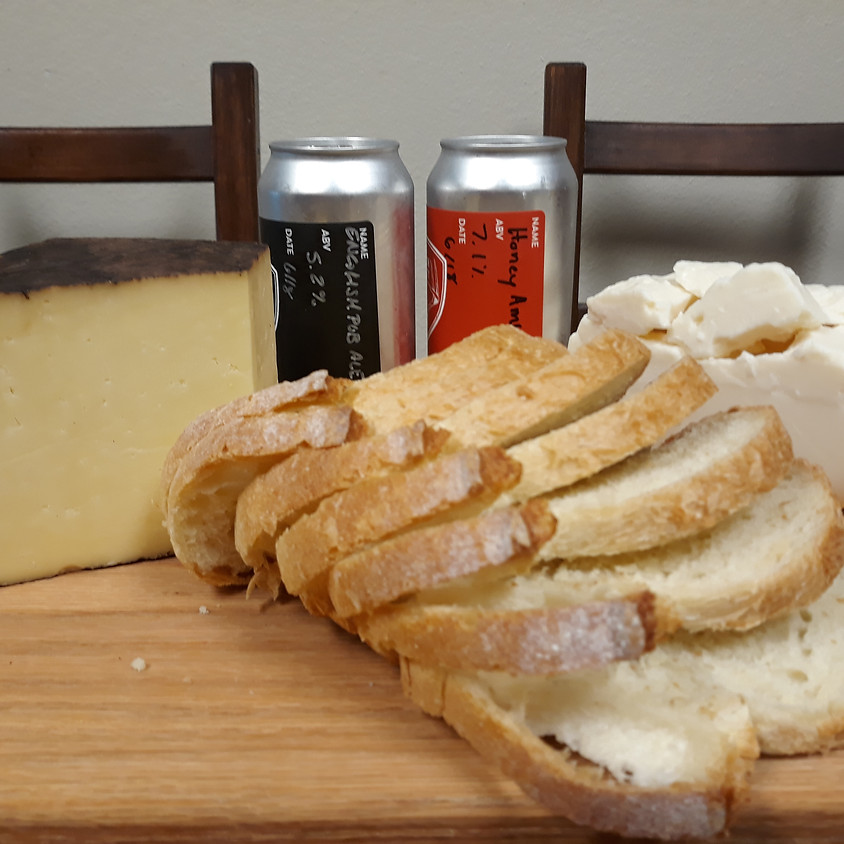 Saturday Bread and Cheese Delivery!