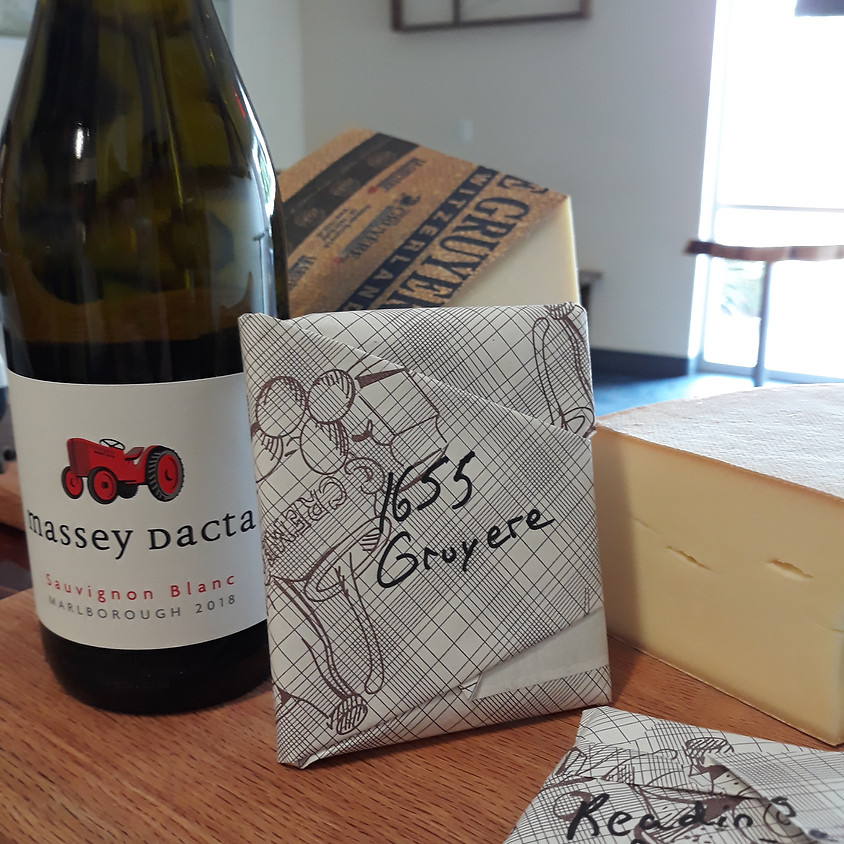 Wine and Cheese Delivery Today!