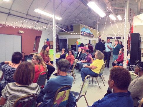 Community Culture Night: Natalie Lanese