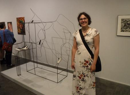 Meet Art House's New Intern Annmarie!