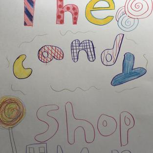 The Candy Shop War