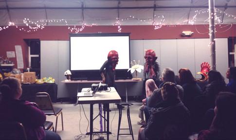 Community Culture Night: Robin Van Lear