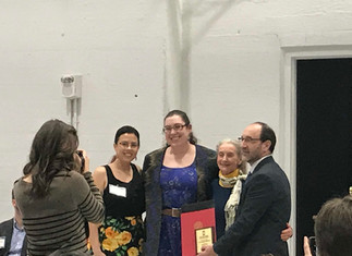 Community Vibrancy Award 2018!