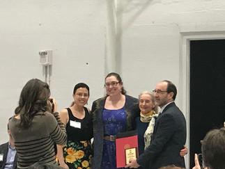 Community Vibrancy Award 2018!