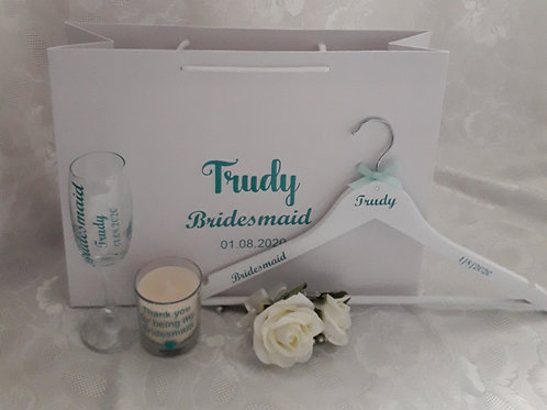 Personalised Bridal Gift Package