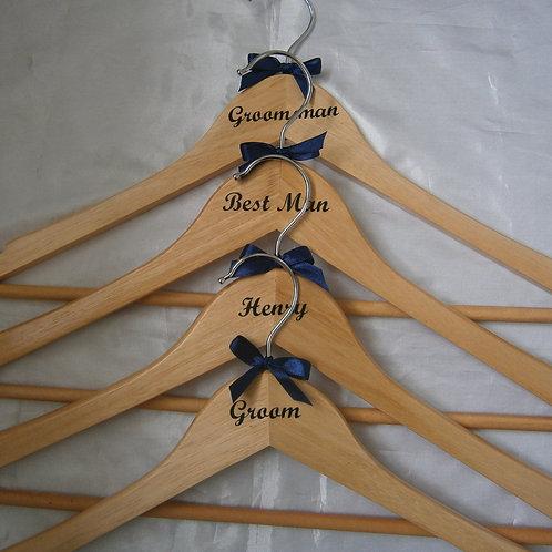 Groomsmen Wedding Hangers