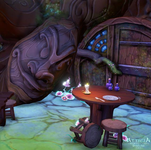 Attegia : 3D Environments