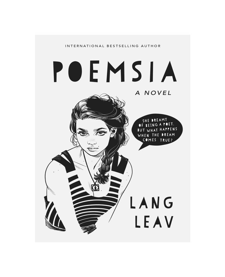 Poemsia : a novel by Lang Leav