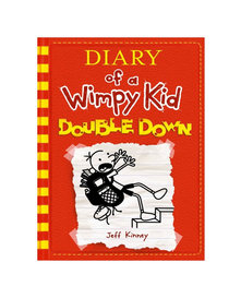Diary of a wimpy kid : double down by Margaret Mahy