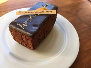 ケーク ショコラオランジュ ヘンプナッツ_・_・ @長男堂にて販売してます。