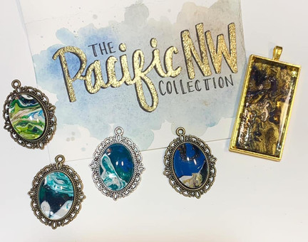 The Pacific NW Pendant Collection