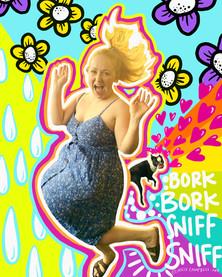 Bork Bork Sniff Sniff