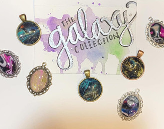 The Galaxy Pendant Collection