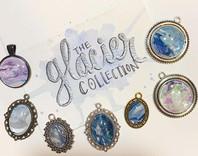The Glacier Pendant Collection