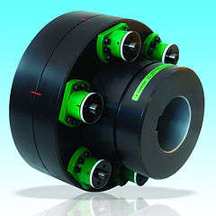 ComInTec Couplings Torque Limiters Safety Clutches Pneumatic Friction Ball Roller Detent rigid disk bellow