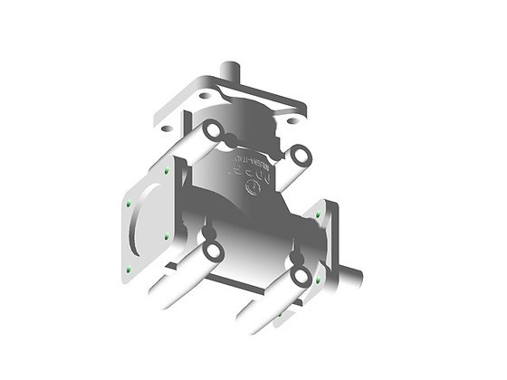 Poggi P182030121 Right-angle  gearbox