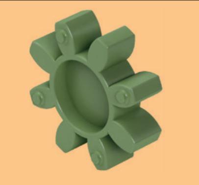 ComInTec Green Spider SG 64 Sh-D Size 00(19)