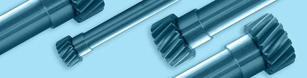 Gambini Meccanica Pinion Shafts