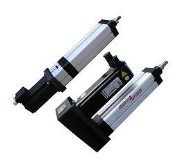 Setec Mechanical Screw Jack Electric Linear Acuator Servoactuator