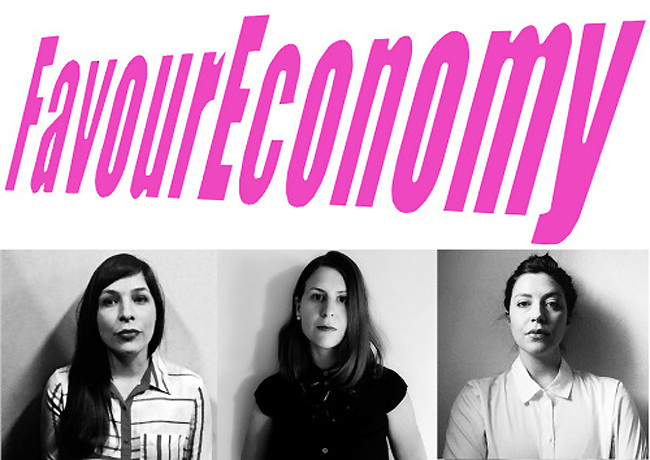 Doing Feminism/Sharing the World // Favour Economy
