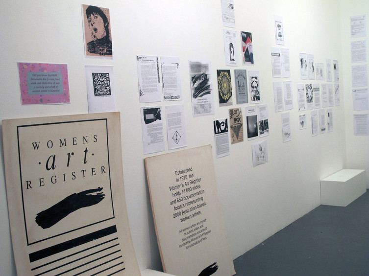 Gallery 2 from the WAR archives // Curated by Juliette Peers