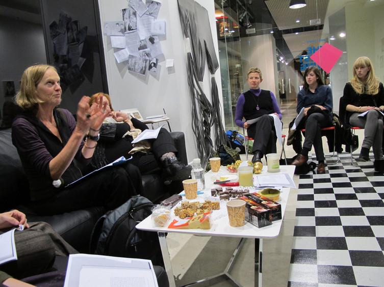 The Feminist Salon Residency: The Envelope