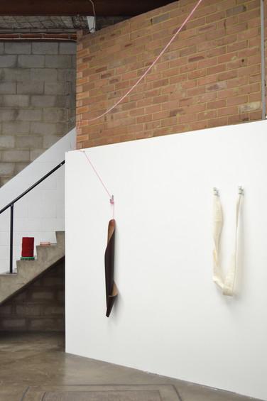 Hang Ups // Installation view