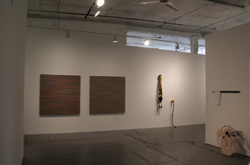 Installation view at Various Existential Angsts // Photograph courtesy of NARS Foundation New York