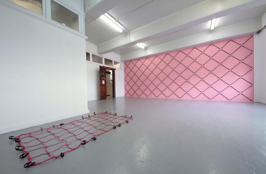 'Easement' (2012), installation view // Photograph by Tim Gresham
