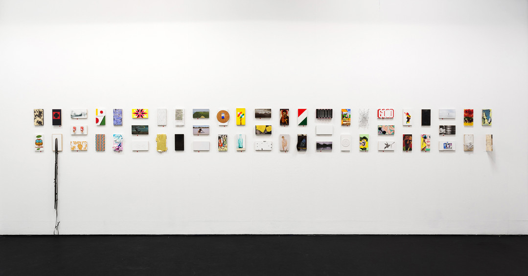 Installation view // Photograph by Christo Crocker // Courtesy of VCA
