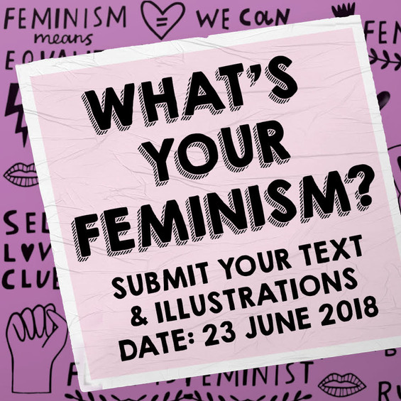 The Great Divide: feminist art practice across generations and geography // MEL&NYC live discussion event + zine poster project // Poster CAll-out) // August 2018