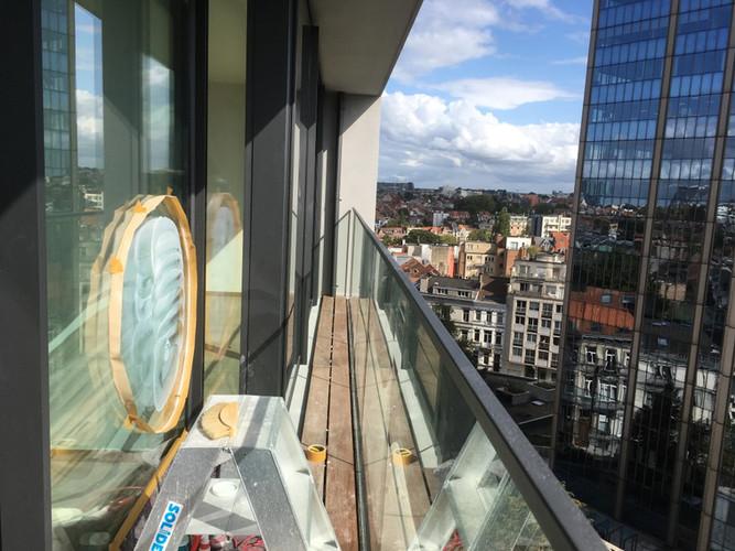 Glaspolieren Avenue Louise