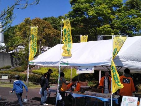 木工作in花のフェスタ開催