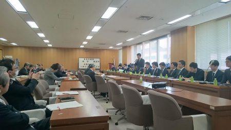 兵庫県議会林業振興議員連盟様との意見交換会開催