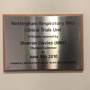 Nottingham Respiratory Research Unit 10 Year Anniversary of Respiratory Clinical Trials Unit Opening