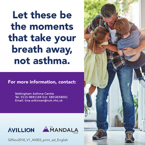Research to reduce asthma attacks: (MANDALA) Study