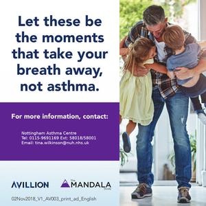 MANDALA Asthma Study Poster