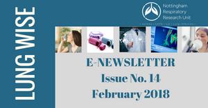 NRRU Lung Wise Newsletter Issue 14