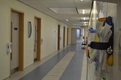 Nottingham RRU CTU Corridor