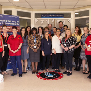 NRRU Nominated as NUH R&I Team of The Week