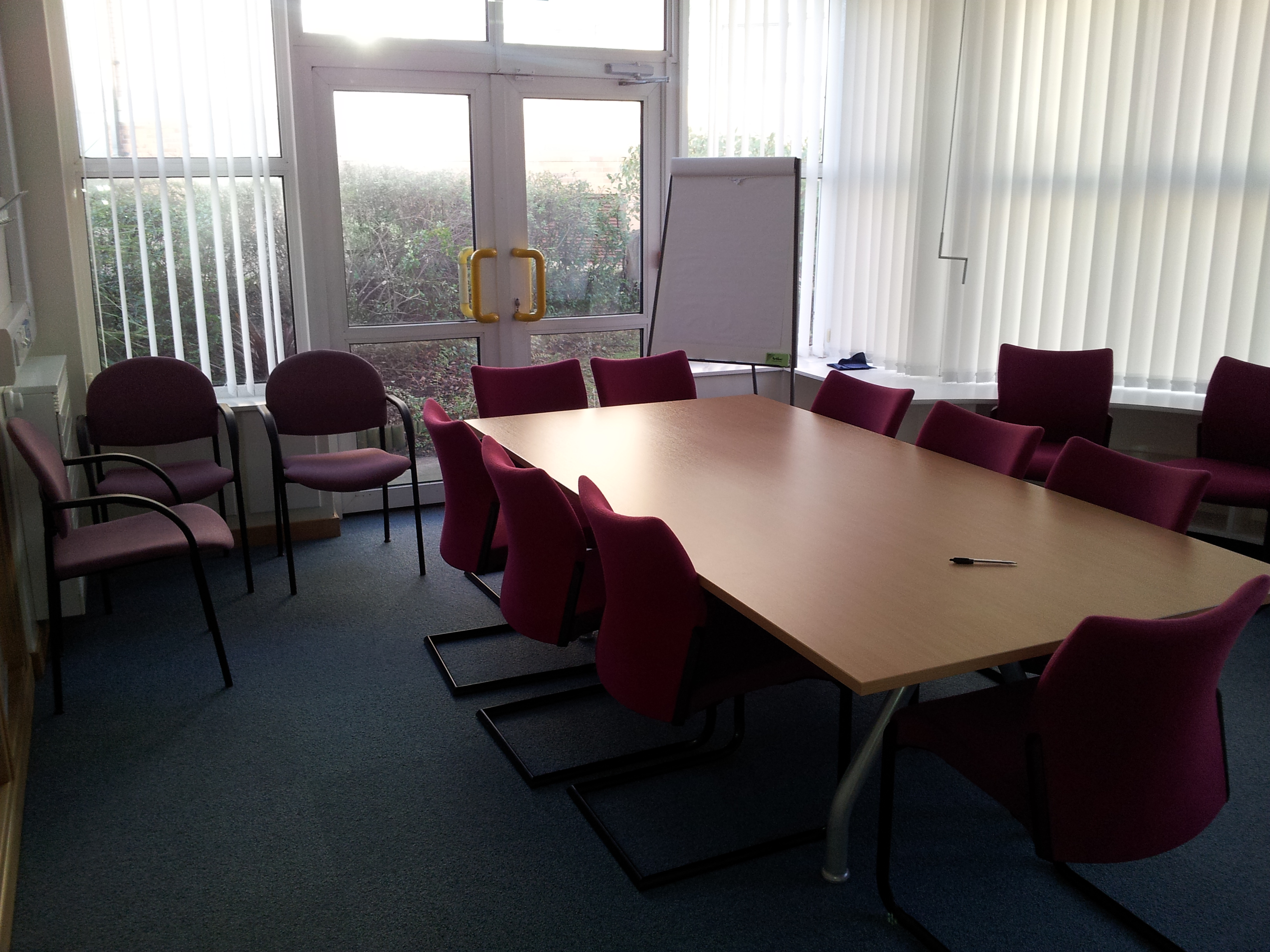 Nottingham RRU CTU Meeting Room