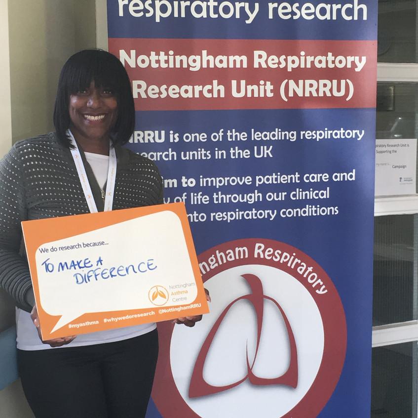 Research Nurse Norma #IAmResearch