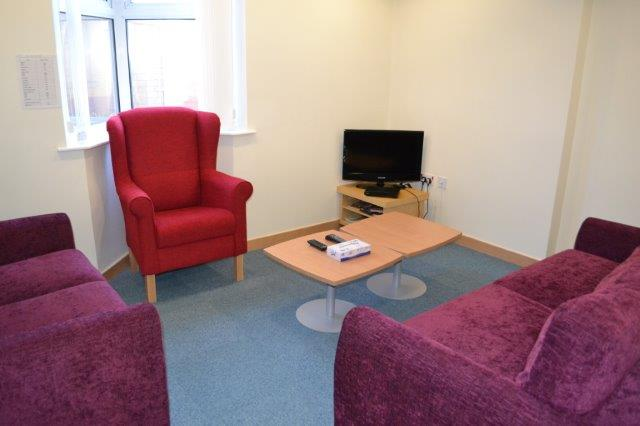 Nottingham RRU CTU TV Room