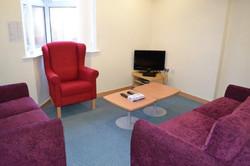 Nottingham RRU CTU TV Room