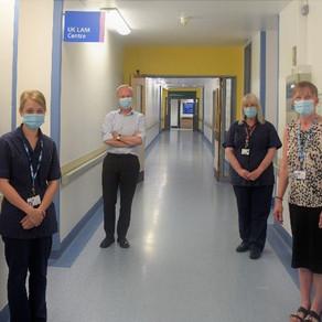 LAM Centre Celebrates 10 Years at Nottingham University Hospitals