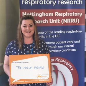 International Clinical Trials Day: NRRU Supporting NIHR I Am Research Campaign